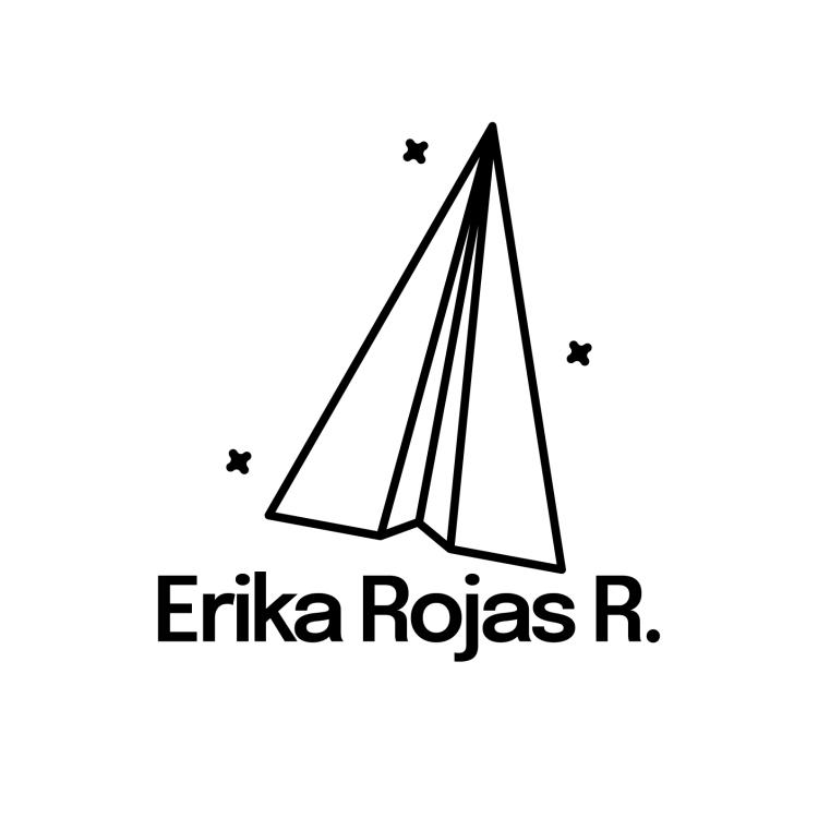 Logotipo erikarojascr