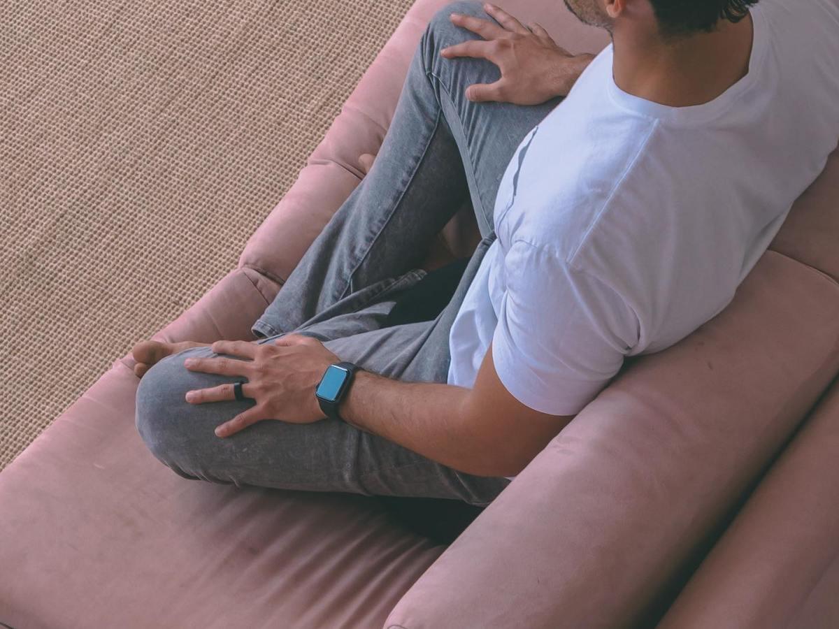 Idea errónea: meditar es dejar la mente en blanco. Fotografía cortesía de Manrique Sanabria